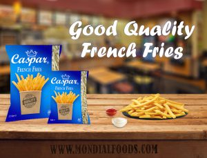 Caspar French fries