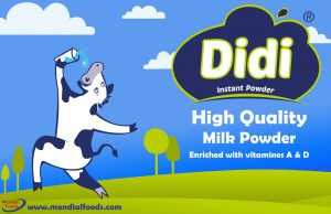 High Quality Milk Powder Didi