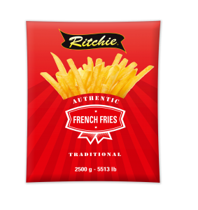 Mondial Foods Ritchie Fries