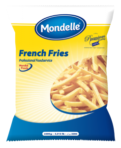 Mondelle Frozen French fries