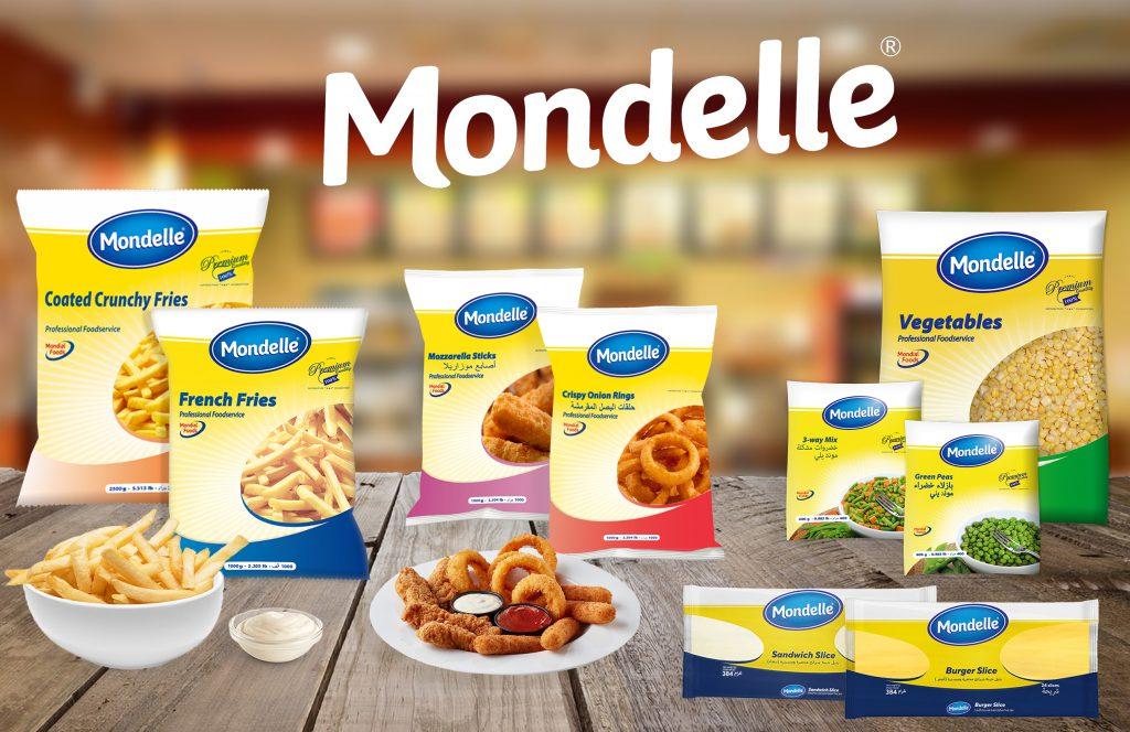 Mondelle products