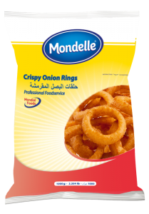 Mondelle Onion Rings