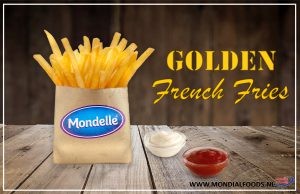 Mondelle Golden French Fries