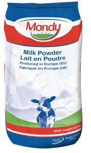 Mondy Milk powder 25kg