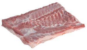 Pork middle