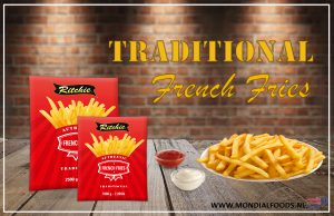 Frozen French fries Ritchie