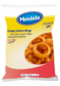 Mondelle Crispy Onion Rings